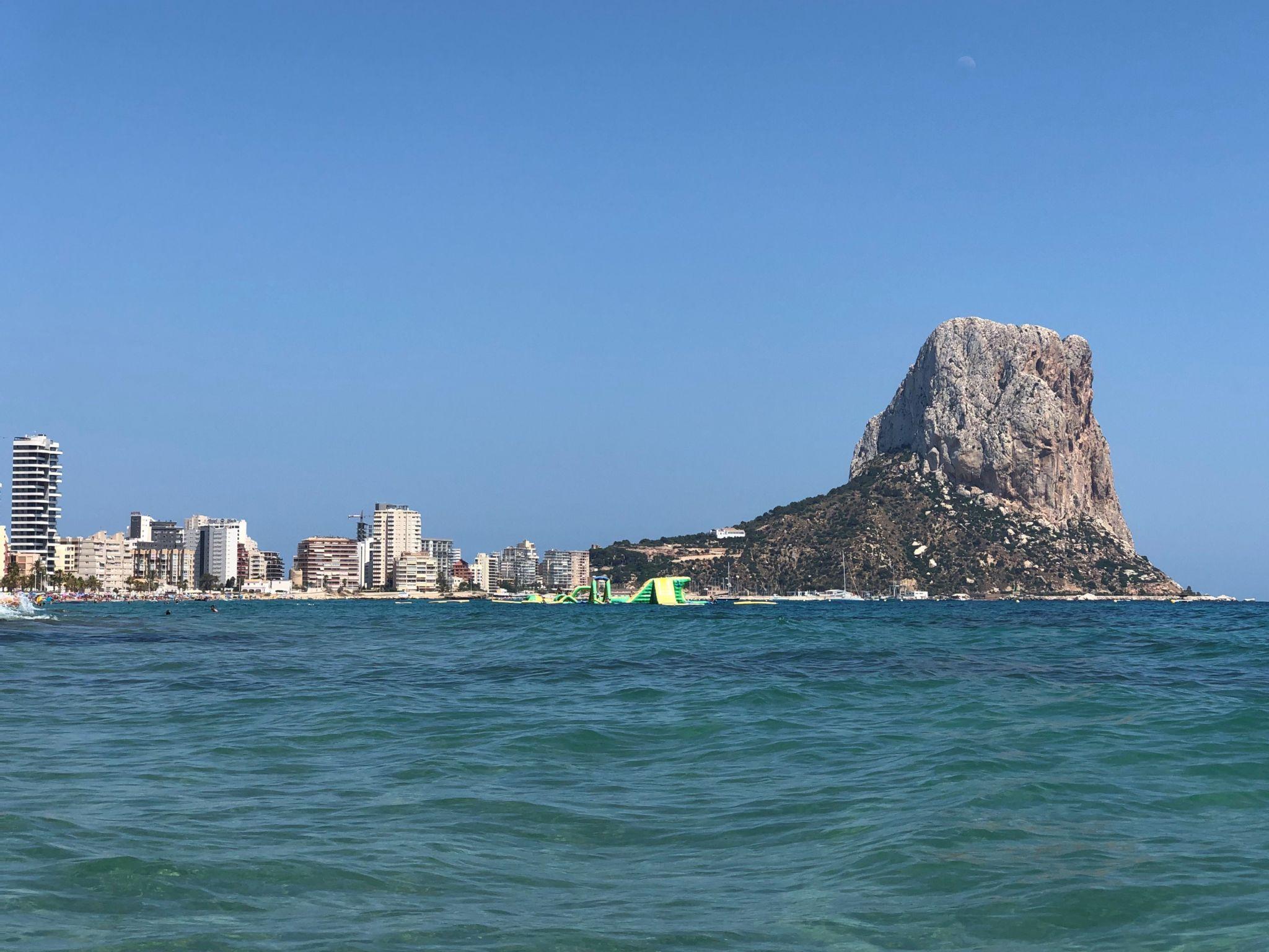 Playa Arenal-Bol, Calpe